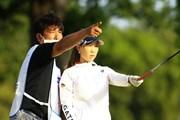 2021年 パナソニックオープンレディースゴルフトーナメント 3日目 上田桃子