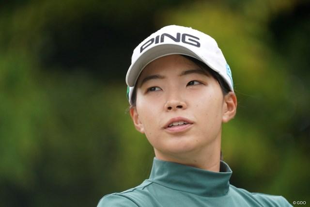 2021年 アクサレディスゴルフトーナメント in MIYAZAKI 最終日 渋野日向子 罰金を科されることになった渋野日向子(写真は2021年「アクサレディス」)