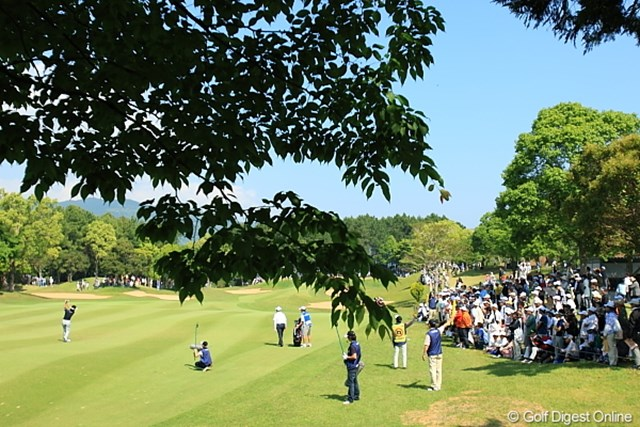 長崎のゴルフ熱、けっこう熱かったなぁ。