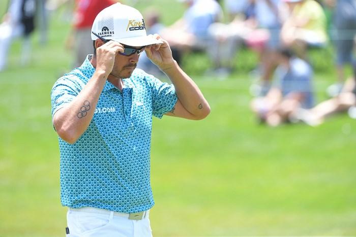 マスターズをウッズとテレビ観戦したリッキー・ファウラー(Ben Jared/PGA TOUR via Getty Images) 2021年 ウェルズファーゴ選手権 初日 リッキー・ファウラー