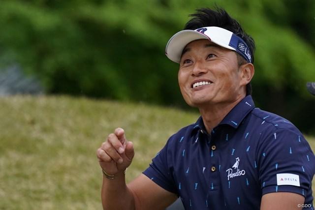 2021年 ジャパンプレーヤーズチャンピオンシップ by サトウ食品 2日目 宮本勝昌 自身のプレーより気になるのは…