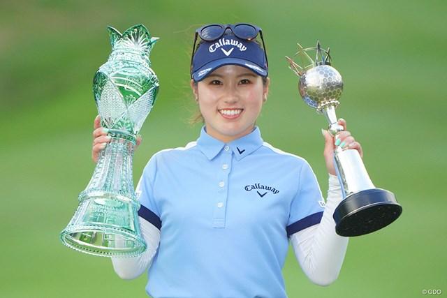 2021年 ワールドレディスチャンピオンシップサロンパスカップ 最終日 西村優菜 西村優菜がメジャー初優勝。安定したゴルフで制しました