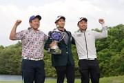 2021年 ジャパンプレーヤーズチャンピオンシップ by サトウ食品 最終日 片岡尚之