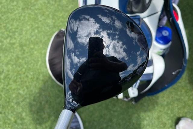 2021年 ブライソン・デシャンボー デシャンボーのフェアウェイウッド(提供:GolfWRX)