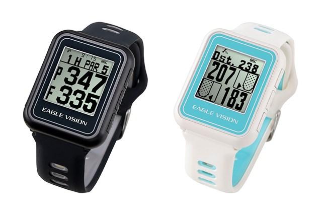 朝日ゴルフ用品「イーグルビジョン Watch5」 朝日ゴルフ用品「イーグルビジョン Watch5」