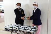 2021年 ジャパンプレーヤーズチャンピオンシップ by サトウ食品  最終日 チャリティボール
