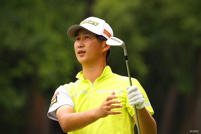 25歳の誕生日だった星野陸也。うれしい知らせは前日に届いていた 2021年 アジアパシフィックダイヤモンドカップゴルフ 事前 星野陸也