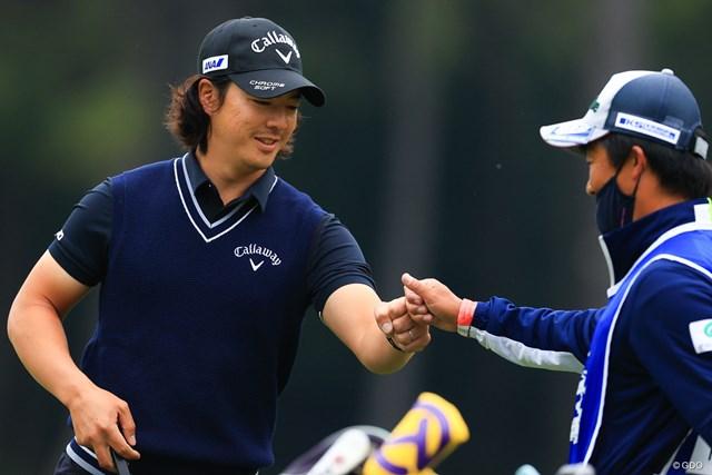 2021年 アジアパシフィックダイヤモンドカップゴルフ 初日 石川遼 会心の内容ではなくてもスコアをまとめた石川遼