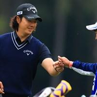 会心の内容ではなくてもスコアをまとめた石川遼 2021年 アジアパシフィックダイヤモンドカップゴルフ 初日 石川遼