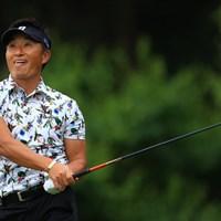 今週もトーナメントを盛り上げてくれるに違いない!! 2021年 アジアパシフィックダイヤモンドカップゴルフ 初日 宮本勝昌