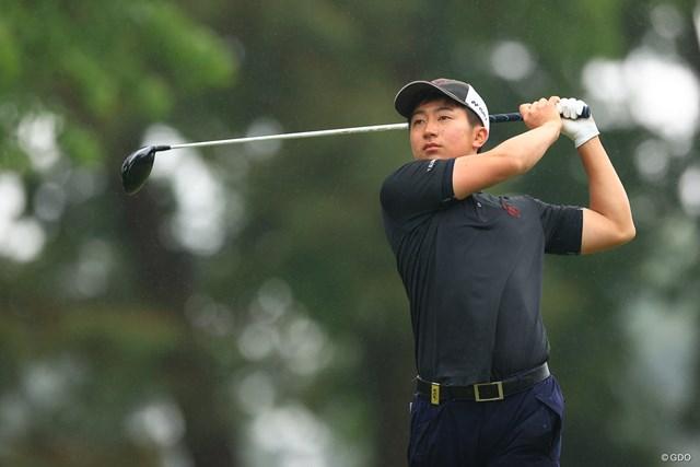 2021年 アジアパシフィックダイヤモンドカップゴルフ 初日 杉浦悠太 ナショナルチーム一丸でプロツアーに挑む杉浦悠太