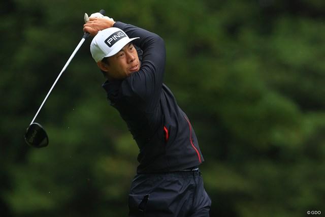 2021年 アジアパシフィックダイヤモンドカップゴルフ 初日 ガン・チャルングン ガン・チャルングンも五輪出場をメジャーと並ぶ目標に据えている