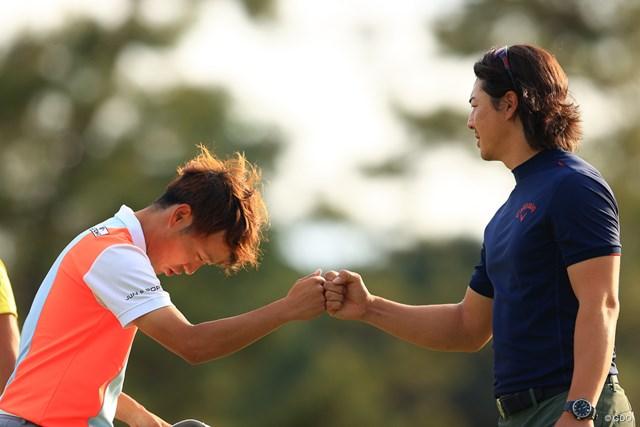 2021年 アジアパシフィックダイヤモンドカップゴルフ 2日目 石川遼 上下関係