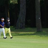 明日も同組 2021年 アジアパシフィックダイヤモンドカップゴルフ 3日目 浅地洋佑