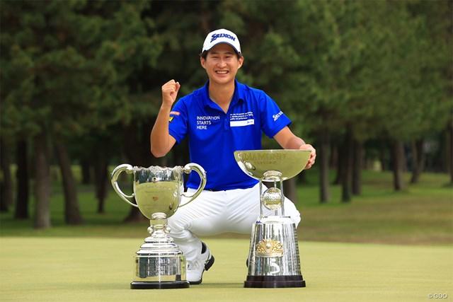 2021年 アジアパシフィックダイヤモンドカップゴルフ  最終日 星野陸也 星野陸也が逃げ切り圧勝で今年2勝目を挙げた