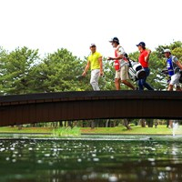 Hole2 par3 215yards  2021年 アジアパシフィックダイヤモンドカップゴルフ 最終日 石川遼