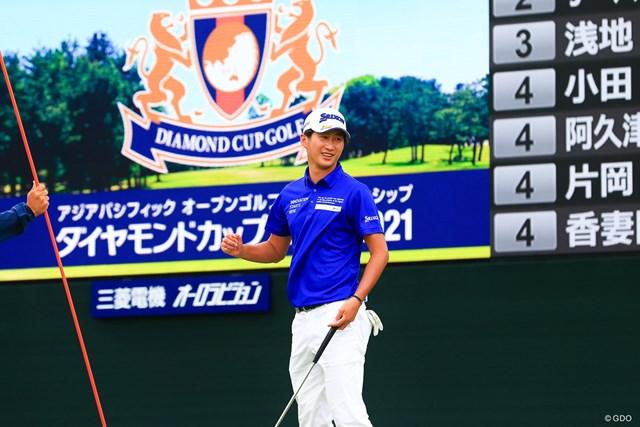 2021年 アジアパシフィックダイヤモンドカップゴルフ 最終日 星野陸也 星野陸也が25歳初戦で圧勝を飾った