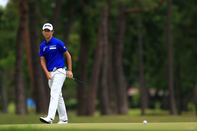 2021年 アジアパシフィックダイヤモンドカップゴルフ 最終日 星野陸也 星野陸也が日本勢2番手に浮上した