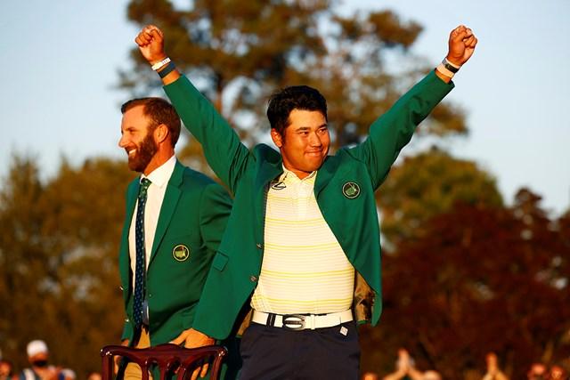 2021年 マスターズ 最終日 松山英樹 松山英樹の「マスターズ」制覇で盛り上がるゴルフ界に時代の移り変わりを感じさせるニュース(Jared C. Tilton/Getty Images)