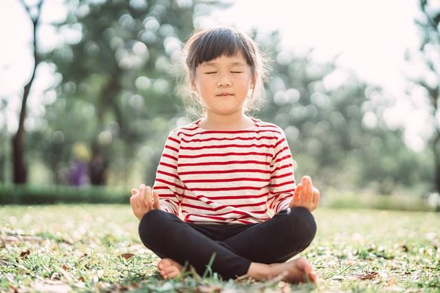 瞑想 ビジネスマンも取り入れるマインドフルネス(Getty Images)