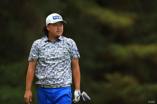 2021年 ゴルフパートナー PRO-AMトーナメント 初日 大槻智春が10アンダー「60」と爆発力を見せた