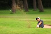 2021年 ゴルフパートナー PRO-AMトーナメント 初日 比嘉一貴