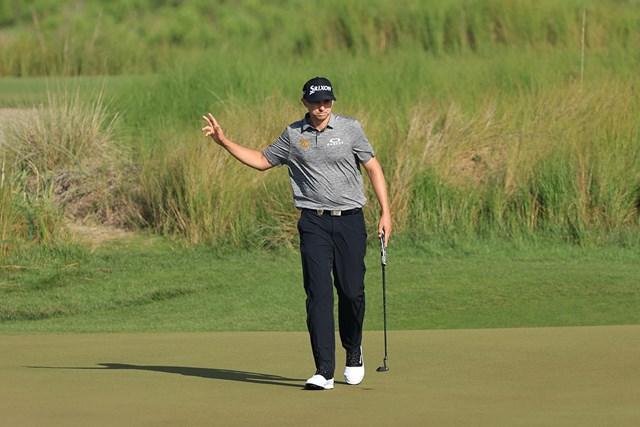 2021年 全米プロゴルフ選手権 事前 ジョン・キャトリン 欧州ツアーで好調のジョン・キャトリンにスロープレーのペナルティ(Sam Greenwood/Getty Images)