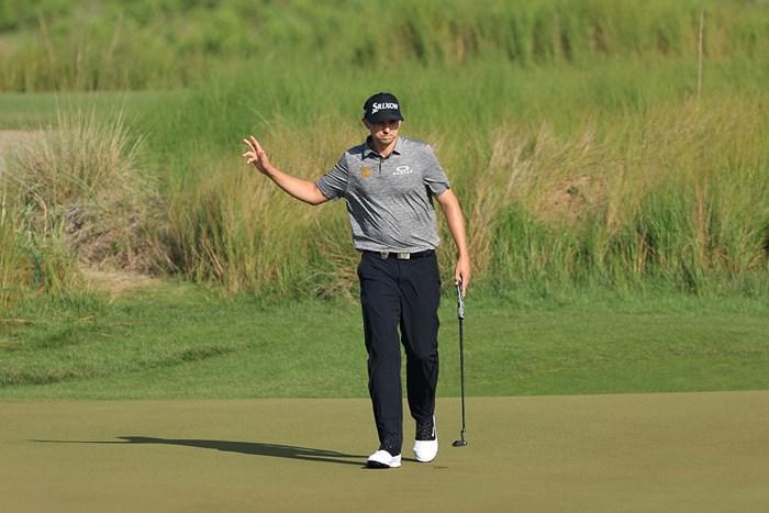 欧州ツアーで好調のジョン・キャトリンにスロープレーのペナルティ(Sam Greenwood/Getty Images) 2021年 全米プロゴルフ選手権 事前 ジョン・キャトリン