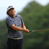 大槻智春が単独首位に浮上して大会を折り返した 2021年 ゴルフパートナー PRO-AMトーナメント 2日目 大槻智春