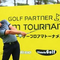 tee off 2021年 ゴルフパートナー PRO-AMトーナメント 2日目 ショーン・ノリス