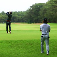 こんなの緊張して打てません 2021年 ゴルフパートナー PRO-AMトーナメント 2日目 石川遼