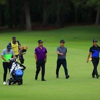 プロアマ形式の初の大会。皆様参加したいでしょう 2021年 ゴルフパートナー PRO-AMトーナメント 2日目 池田勇太
