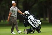 2021年 ゴルフパートナー PRO-AMトーナメント 2日目 亀代順哉