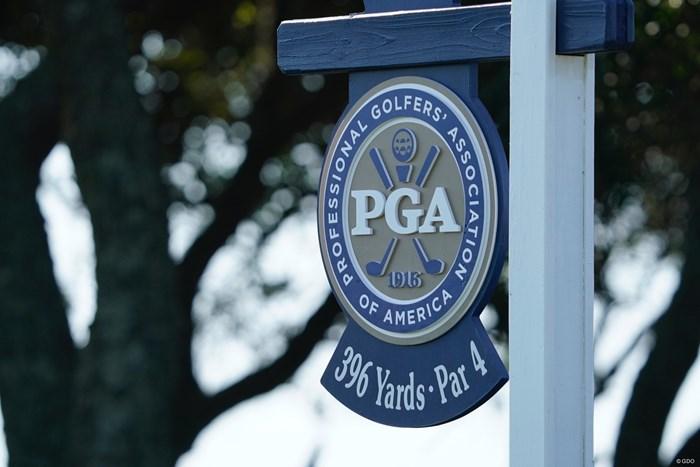 キアワアイランドゴルフリゾート・オーシャンコース 2021年 全米プロゴルフ選手権 2日目 コース