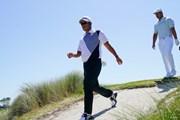 2021年 全米プロゴルフ選手権 2日目 松山英樹