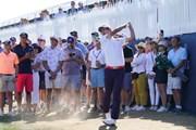 2021年 全米プロゴルフ選手権 2日目 星野陸也