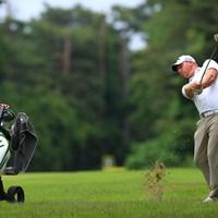 self play 2021年 ゴルフパートナー PRO-AMトーナメント 3日目 ショーン・ノリス