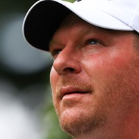 キャディー不在で孤独の戦いが続く 2021年 ゴルフパートナー PRO-AMトーナメント 3日目 ショーン・ノリス