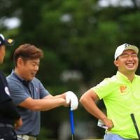 アマチュア選手と楽しい時間 2021年 ゴルフパートナー PRO-AMトーナメント 3日目 市原弘大