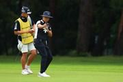 2021年 ゴルフパートナー PRO-AMトーナメント 3日目 中西直人