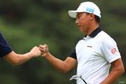 2021年 ゴルフパートナー PRO-AMトーナメント 3日目 内藤寛太郎