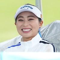 テントで一休み一休み 2021年 中京テレビ・ブリヂストンレディスオープン 2日目 竹内美雪
