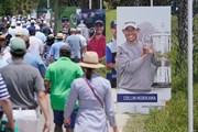 2021年 全米プロゴルフ選手権 3日目 ギャラリー