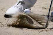 2021年 全米プロゴルフ選手権 3日目 バンカーショット