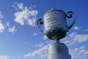 2021年 全米プロゴルフ選手権 2日目 ワナメーカートロフィ―