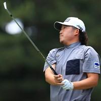大槻智春はプレーオフ1ホール目で脱落し、ツアー2勝目を逃した 2021年 ゴルフパートナー PRO-AMトーナメント 4日目 大槻智春