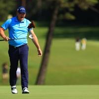 タオル大好きノリス 2021年 ゴルフパートナー PRO-AMトーナメント 4日目 ショーン・ノリス