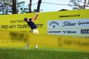 2021年 ゴルフパートナー PRO-AMトーナメント 4日目 アンソニー・クウェイル
