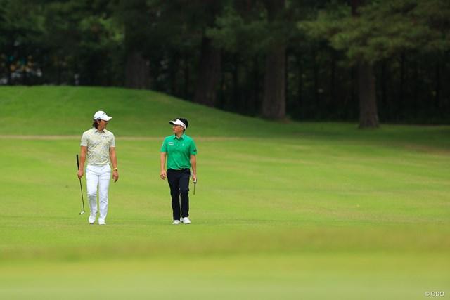 2021年 ゴルフパートナー PRO-AMトーナメント 4日目 石川遼 遼くんを独り占め