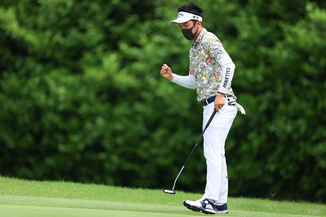 2021年 ゴルフパートナー PRO-AMトーナメント 4日目 和田章太郎 Hole13 par4 381yards birdie